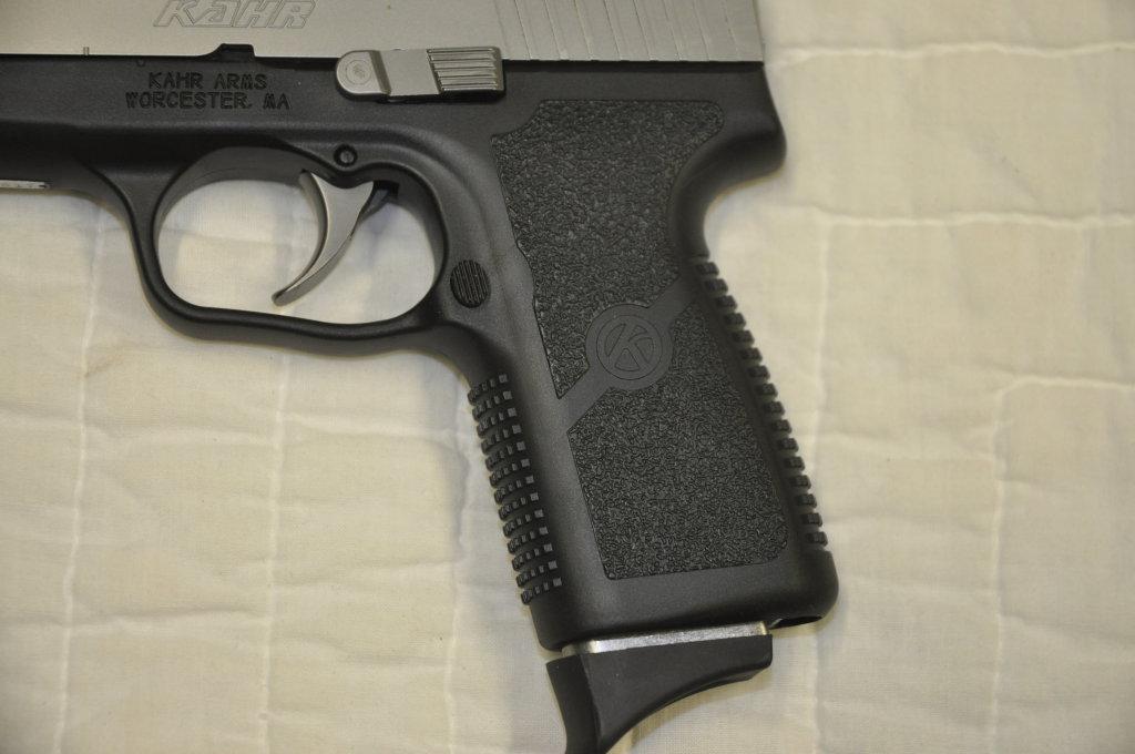 Lot: Kahr P9 Compact Covert Pistol | Proxibid Auctions