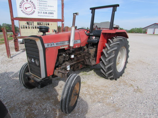 Massey Ferguson 231 Diesel