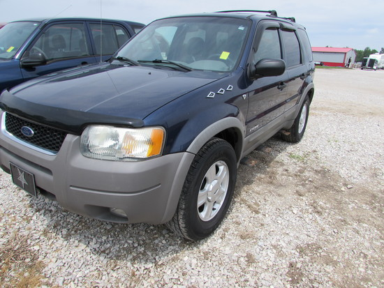 2002 Ford Escape XLT Miles: 146,866