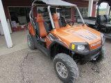 2008 Polaris Ranger Razor 800EFI Hours: 709