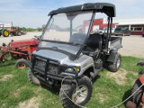 John Deere 620i Special Edition Gator Hours: 592