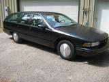 1991 Chevy Caprice 8 Passenger Wagon