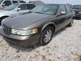 2002 Cadillac Seville Miles: 129,303