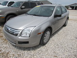 2007 Ford Fusion Miles: 200,055