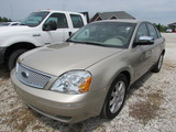 2003 Ford Five Hundred Miles: 197,952