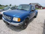 2001 Ford Ranger Miles: 174,781