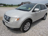 2007 Ford Edge Miles: 270,163
