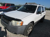 2004 Ford Escape Miles: 156,218