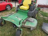 John Deere 997 Z Trak Hours: 2,006
