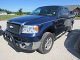 2007 Ford F150 Miles: 184,226