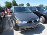 2003 Honda Odyssey Miles: 222,500