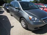 2007 Honda Odyssey Miles: 167,402