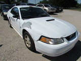1999 Ford Mustang Miles: TMU