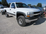 2002 Chevy 2500HD Miles: 242,558