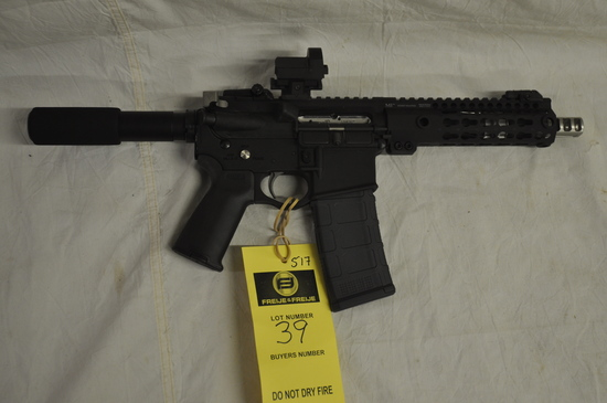 Spike's Tactical ST15 Crusader    Auctions Online | Proxibid