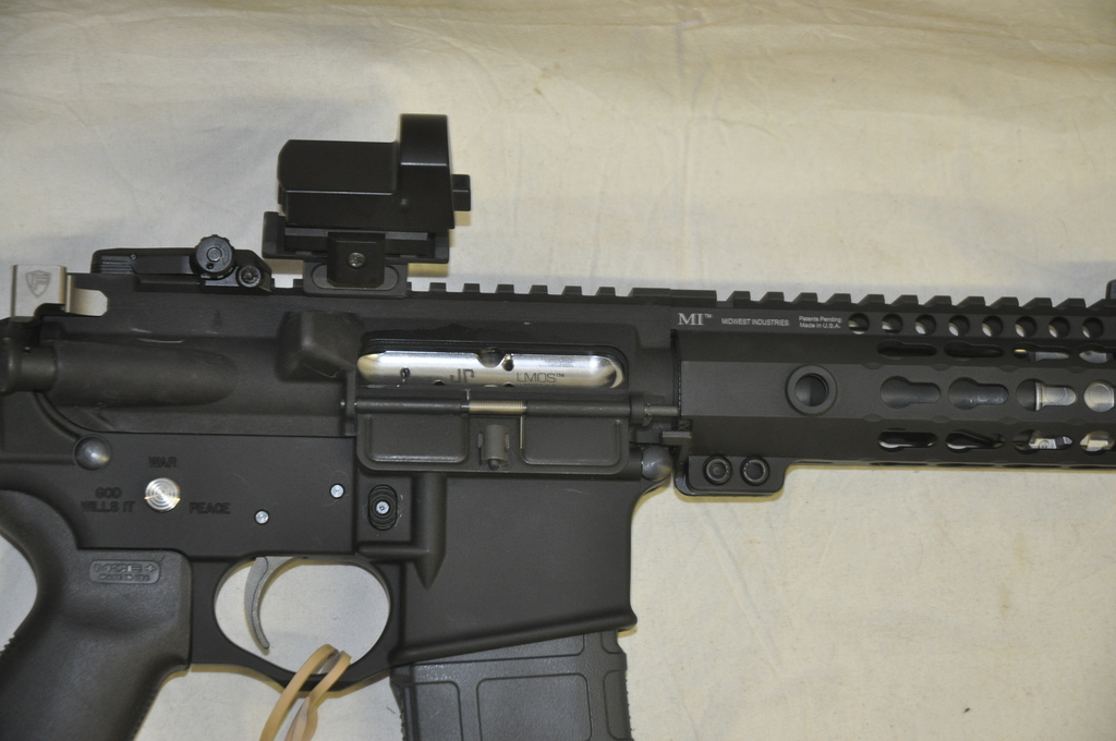 Lot: Spike's Tactical ST15 Crusader Pistol | Proxibid Auctions