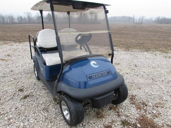 2015 Club Car Electric Golf Cart