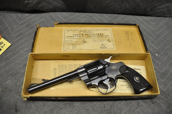 Colt Army Special
