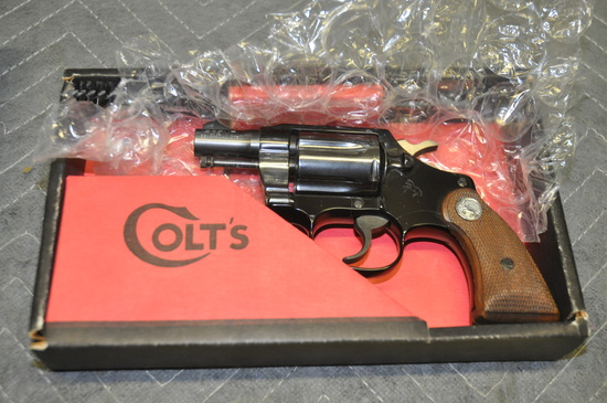Colt Agent 1st Issue