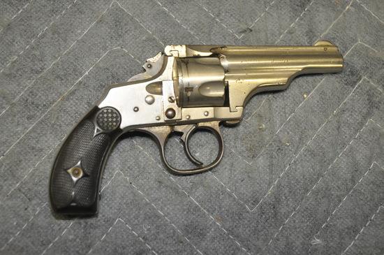Merwin Hulbert Small Frame Revolver