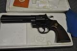 Colt Python .357 Custom Shop