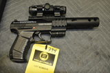 Walther Nighthawk Air Pistol Kit