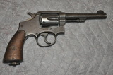Smith & Wesson M&P 38 Victory Model