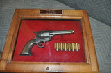 Custom Antique Revolver Display