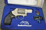 Smith & Wesson Model 337 AirLite Ti