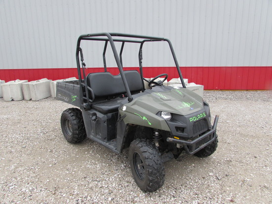2010 Polaris Ranger 400 H.O. Hours: 826