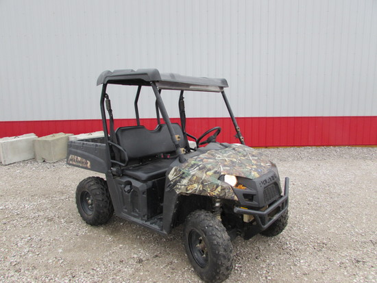 2013 Polaris Ranger 500 Hours: 235