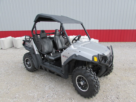 2010 Polaris RZR 800 EFI Hours: 381