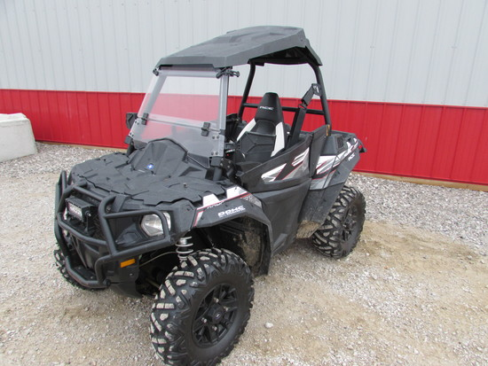 2016 Polaris ACE 900 SP Hours: 52