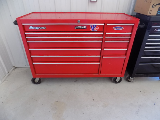 August 22nd Auction Snap-On Tools & Vehicles