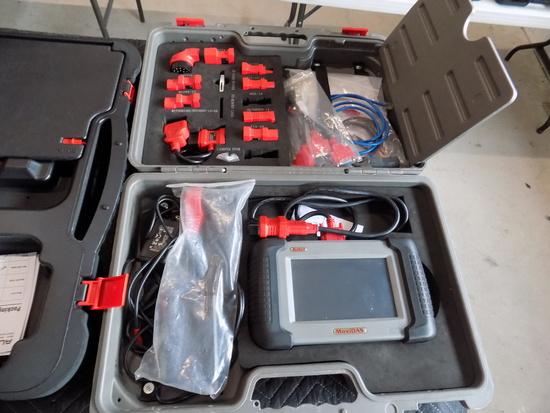 Autel MaxiDAS scanner tool