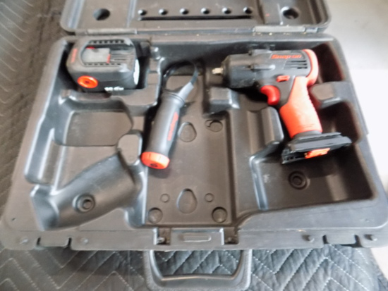 Snap on CT4410 3/8 inch cordless impact