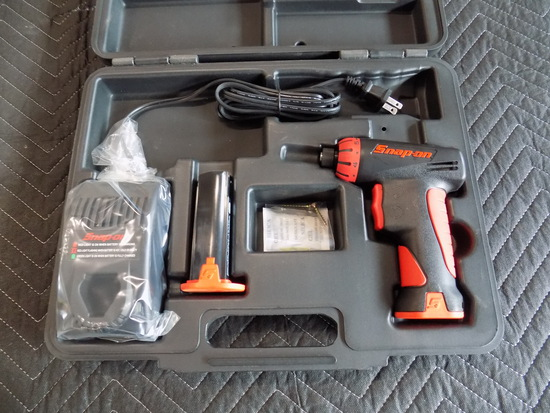 Snap on CTS561CL 1/4 inch cordless screwdriver