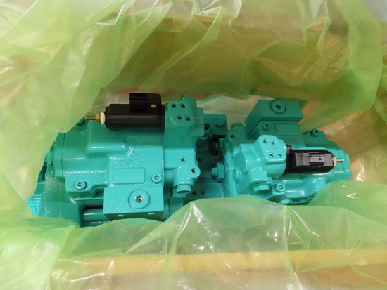 His Way Manfacturing Kobelco-SK250-6 Hydraulic Pump