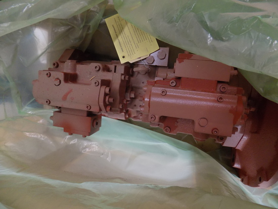 His Way Manufacturing Hydraulic Pump Model Fitment Komatsu -PC200-7 & 8