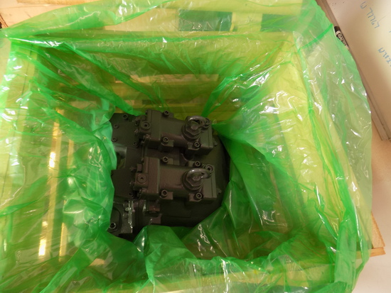 His Way Manufacturing Hyrdaulic Pump Model Fitment John Deere 200LC