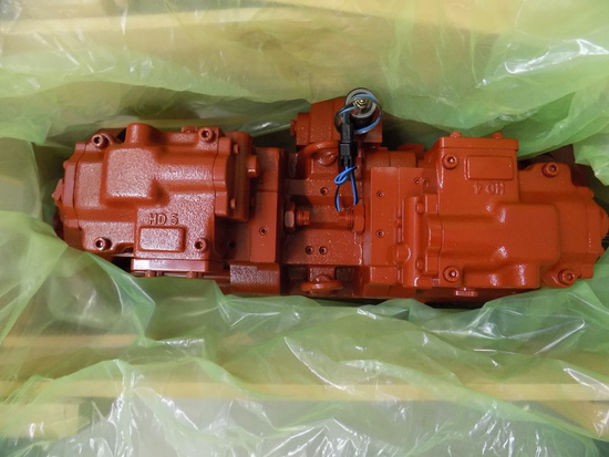 His Way Manufacturing Hydraulic Pump Model Fitment Volvo-EC290