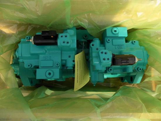 His Way Manufacturing Hyrdaulic Pump Fitment Model Kobelco-SK330