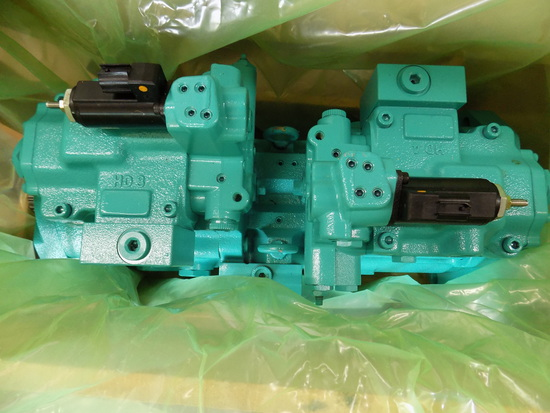 His Way Manfacturing Kobelco-SK210LC Hydraulic Pump