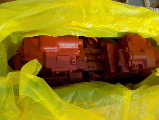 His Way Manufacturing Hyrdaulic Pump Fitment Model Volvo-EC290
