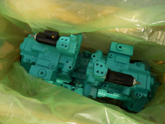 His Way Manufacturing Hyrdaulic Pump Fitment Model Kobelco-SK210LC