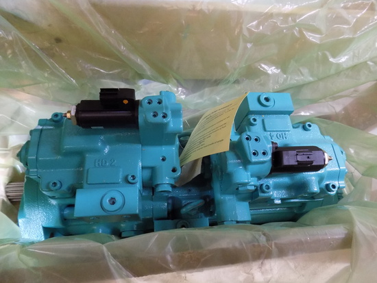 His Way Manufacturing Hydraulic Pump Kobelco-SK330