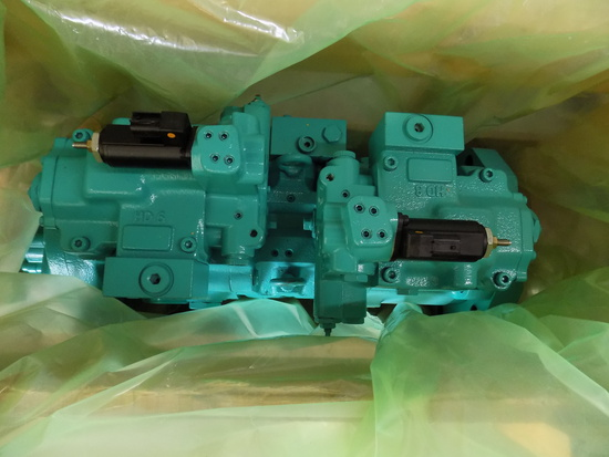 His Way Manufacturing Hydraulic Pump Kobelco-SK210LC