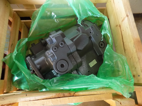 His Way Manufacturing Hydraulic Component Pump Model 450D
