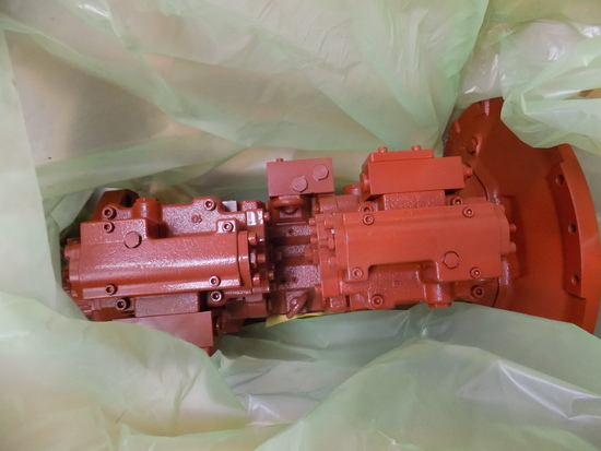 His Way Manufacturing Hydraulic Pump Model Fitment Komatsu -PC200-6