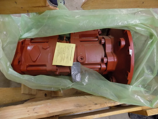 His Way Manufacturing Hydraulic Pump Model Fitment Komatsu-PC200-3&5